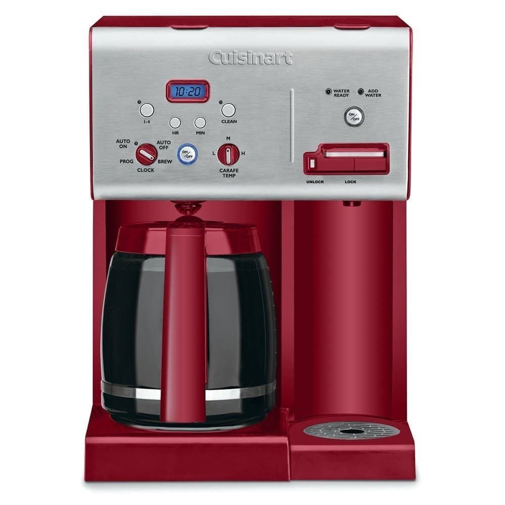 Cuisinart CHW-12R Programmable Coffee Maker Review Header
