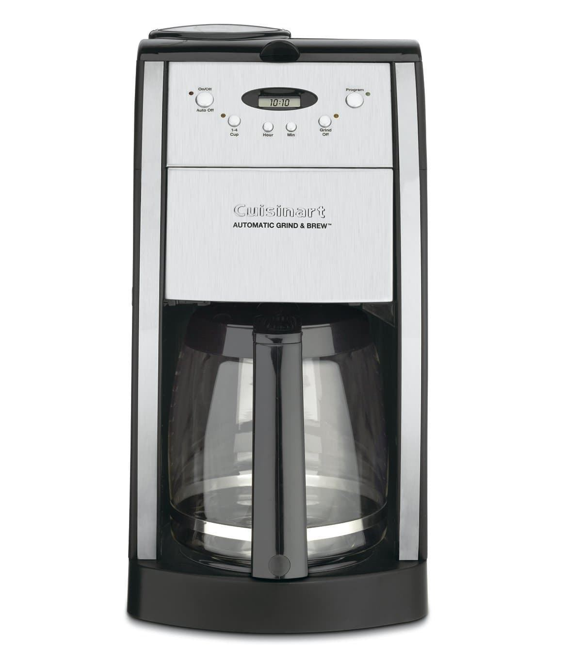 Cuisinart Dgb 550bk Grind And Brew Automatic Coffee Maker Reviews Header