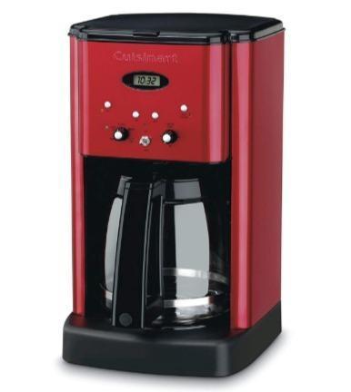 Conair Cuisinart Dcc1200 Coffee Maker Review Banner