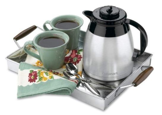 Cuisinart DTC-975bkn Programmable Thermal Coffee Maker Review Banner Image