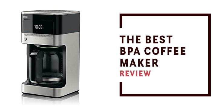 Best BPA Free Coffee Maker Banner Image