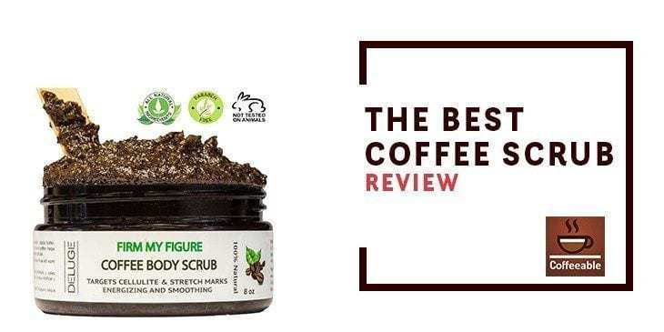best coffee scrub