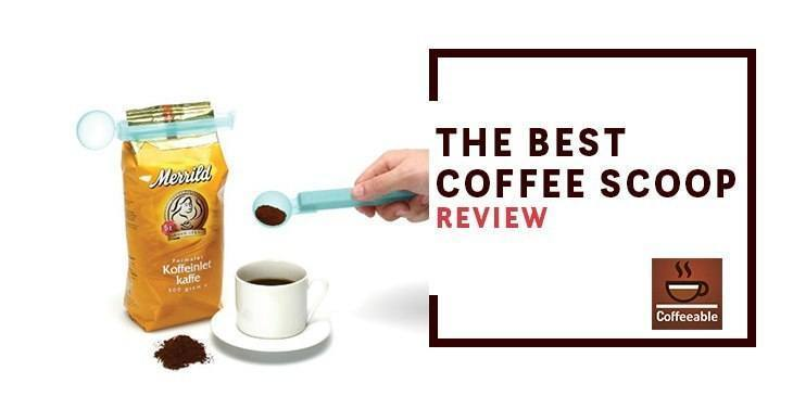 best coffee scoop banner image
