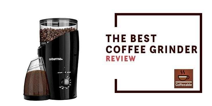 best coffee grinder banner image