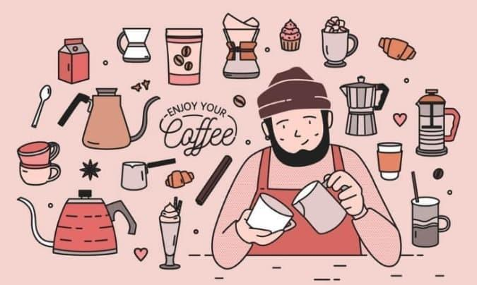 French Press vs Chemex Coffee Maker Banner Image