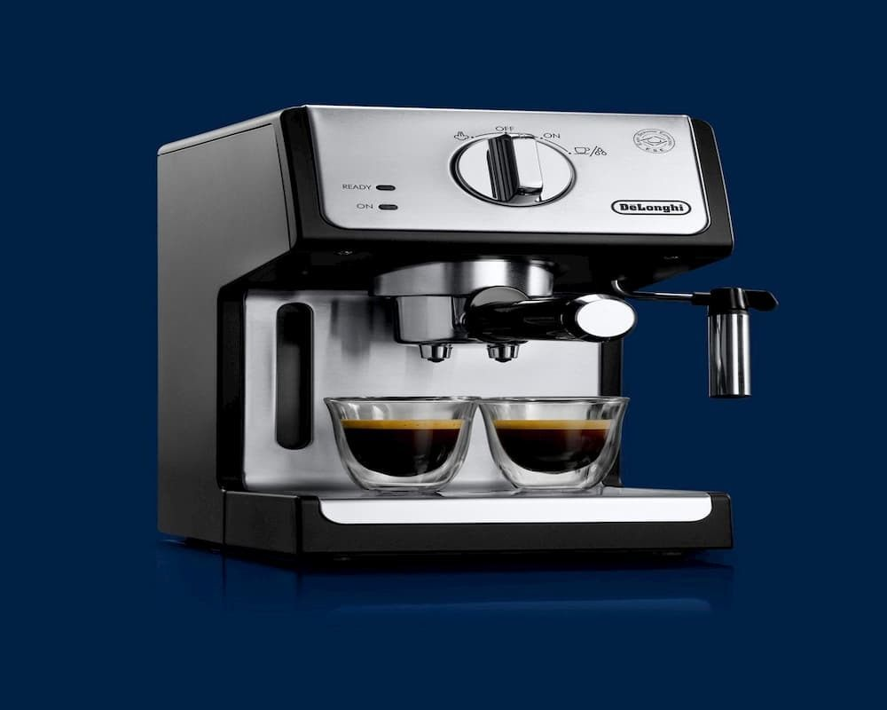 De'Longhi ECP3420 Bar Pump Espresso And Cappuccino Machine header image