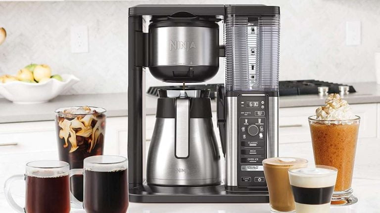 Best Coffee Makers with Hot Water Dispenser