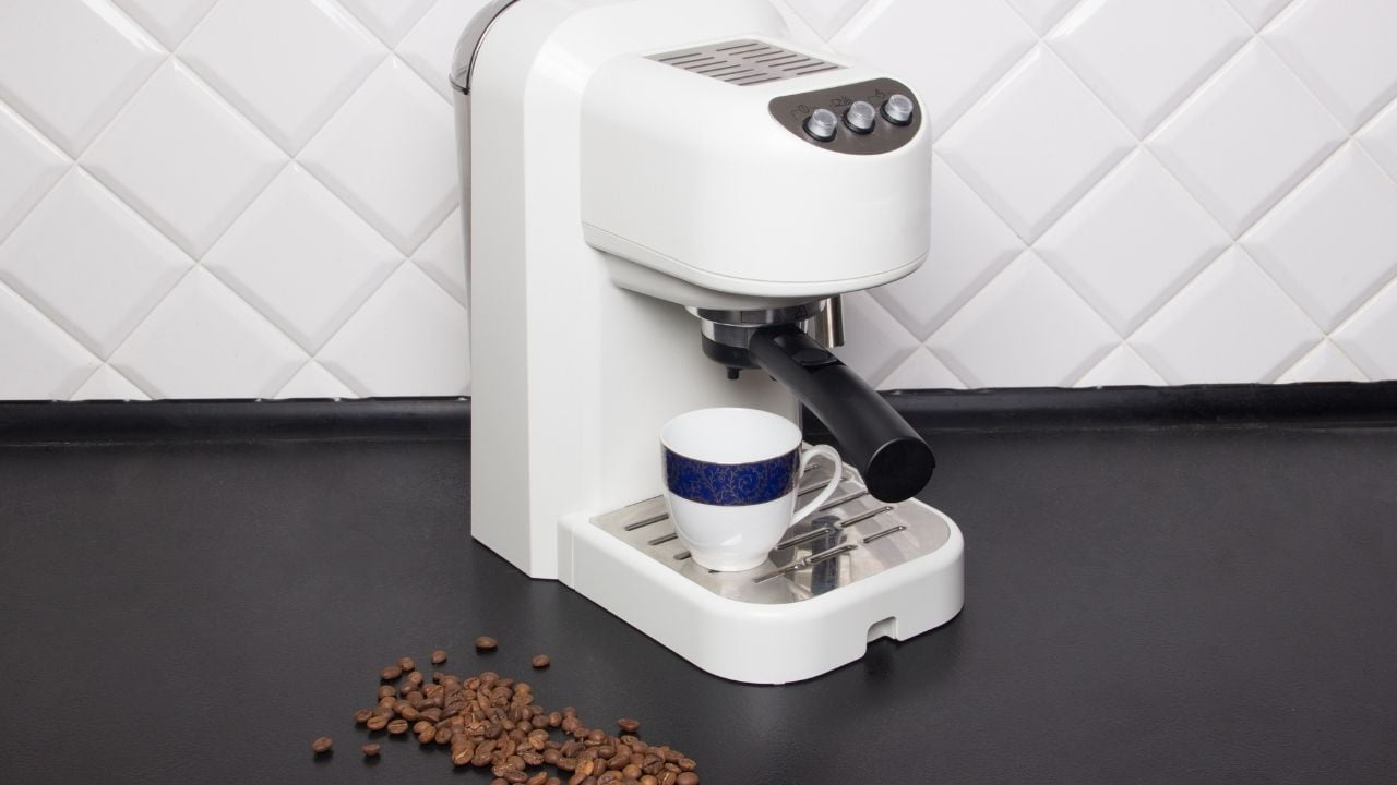 Best White Coffee Maker