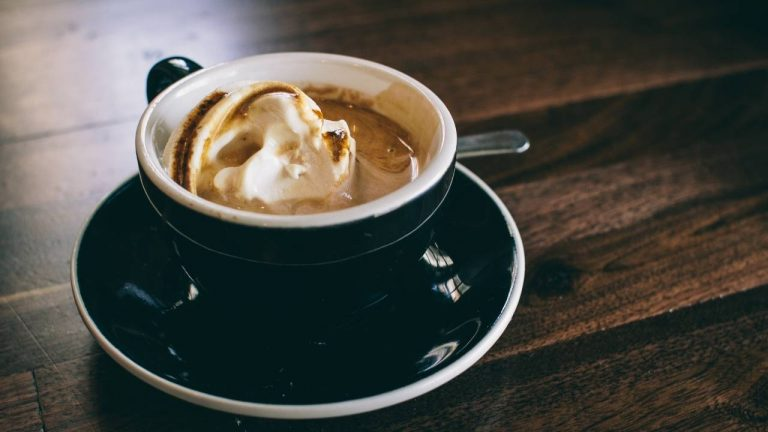 Can You Use Whipping Cream in Coffee