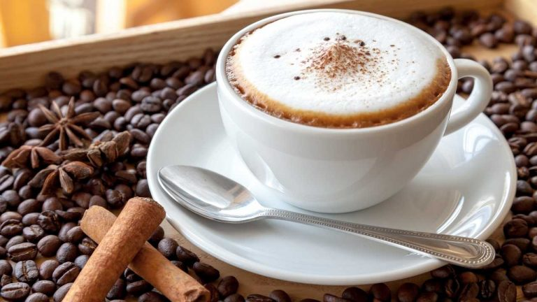 Does Cappuccino Have Coffee In It
